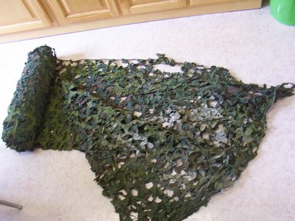 Couverture Camouflage france-airsoft > la ghillie suit et le camouflage 3d
